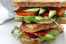 Mat : Lunsj og frokost