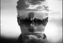 Photographic double exposures