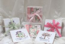 My DT Polka Doodles cards / Some cards and craft items I have made using the Polka Doodles CD's