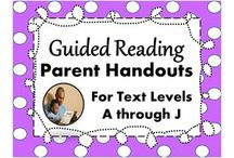 Guided reading / by Shelley Brown