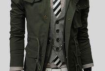 Men's Fashion / by Richard Talamantez
