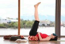 Yoga Poses / by Stylecraze