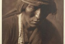 My most favorite photographer - Edward Curtis