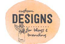 Blog Design / by Jaime Clay
