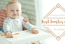 Best Booster Seats For Eating: Invite Your Baby To The Dinner Table