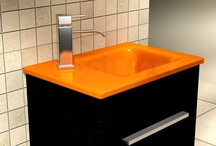 MARE Glass Washbasin