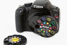 #RegalosParaFotografos / No solamente lentes y cámaras... más cosas nos pueden hacer felices.
