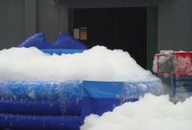 Research Fun Party Ideas / What's better than looking for fun party ideas and finding a foam machine. Fill the yard with bubbles like a bubble bath and run through the foam bubbles with your friends. Laugh for days and days