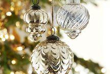 Holiday Decor-Christmas Shine / Holiday decorating theme