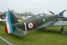 FR Prop / Prop-driven a/c's manufactured in France, mainly WWII