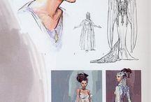 c-dress / Medieval dress