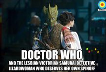 Doctor Who / by Gay Geeks
