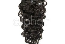 Bodywave Hair Extensions  / Wavy Full Head Clip In Hair Extensions Our latest range, these clip in hair extensions have a gentle, permanent wave, to match you existing curly or wavy hair, or to add extra volume and lift to straight hair.   These are full head clip on hair extension sets, with 8 separate wefts for complete coverage.