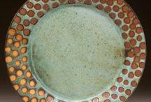 Keramikk tallerkener