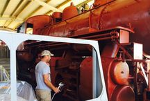 Restoration Projects / the outdoor exhibits at the DeQuincy Railroad Museum are under restoration!