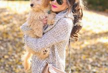 Animals are a girls best friend. ♡