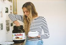 Nutella / by Laura