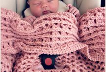 Baby, Misc to Crochet / by Andrea. Sencich