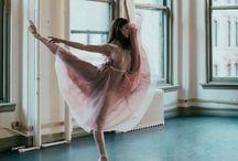 Dance photoshooting