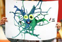 School - Art / by Erica Courtney