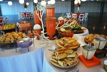 Buffet Decor Ideas  / by Elissa
