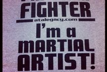 Martial Arts / by Brian Norris