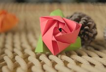 Flower Crafts & Origami / by Giuliano Testarrossa