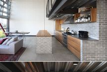 Apartment / Loft Interior Design