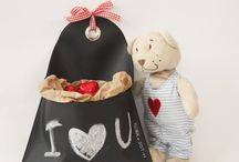 Love Pockets / Valentines day, every day, house, gift & multi uses Flora Pockets