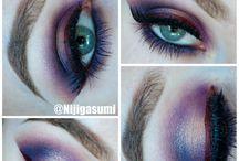 makeup and nails / by Laura Mattiazzo