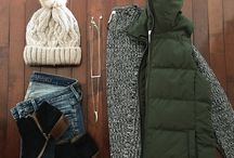 Casual Winter Mountain Outfits