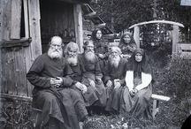 Гиперборейцы, христоверы / old Russia, la gente rusa