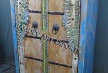 Indian Almirah | Indian Armoire | Indian Wooden Cabinet | Indian Wardrobe / Indian Almirah | Indian Armoire | Indian Wooden Cabinet | Indian Wardrobe