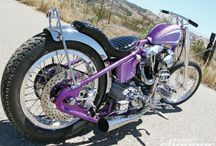 Harley Davidson - Shovelheads