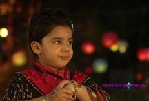 Mother's Pride- The cutest National Anthem by Saiish Anand at the Annual Day 2013 / Mother's Pride