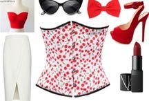 Corset Outfits / by Timeless Trends Corsets