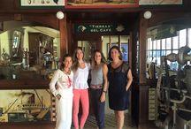 Visitas a Café Jurado