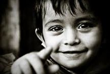 bimbi sorridenti