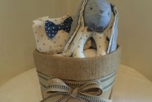 Little Miss G & Co. / Baby Gifts (hampers/nappy cakes)