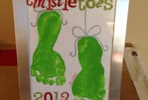 Christmas Crafts for my Pressy / by Bethany Welch