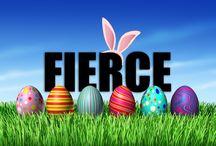 Fierce Easter