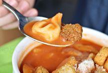 Soups / by Shelby Breazeale