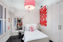 Little girl room ideas / by Kerry S
