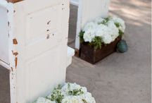 Weddings - Ceremony Decor / by Kasey Conyers