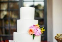 Wedding Cakes / Let them eat cake!