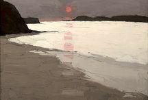 art : landscape / by doreen