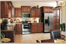 Spacious and Functional - Showplace Cabinets / Covington Door Style