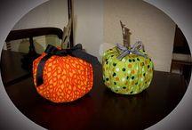 Halloween Decor / by Barbara Uptain