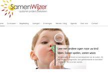Web design / Portfolio en voorbeelden van de websites