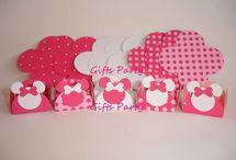 Minnie rosa / inspiração para festa  / by Elisa Bartals